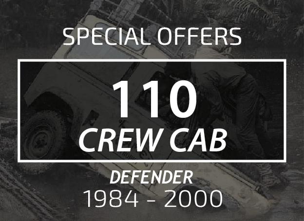 110 Crew Cab Pre 2000