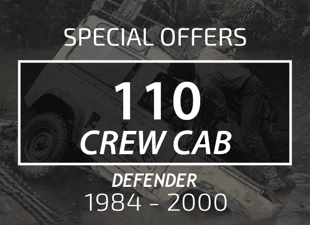 110 Crew Cab PUMA Post 2007
