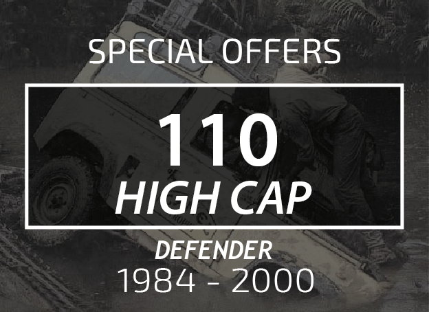 110 High Capacity - Pre 2000