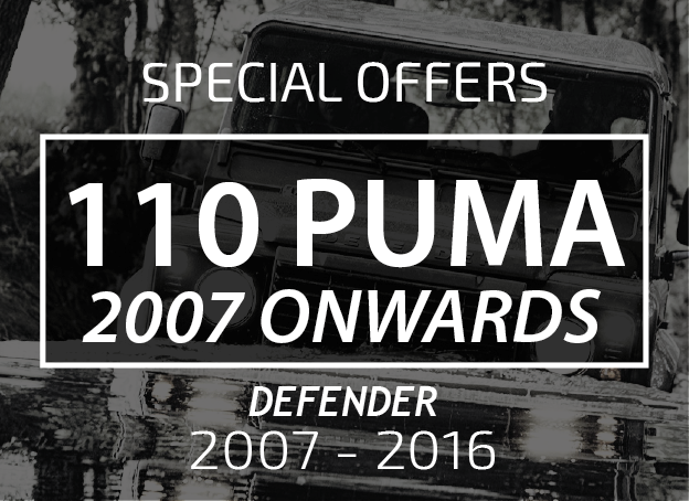 110 Puma 2007 onwards