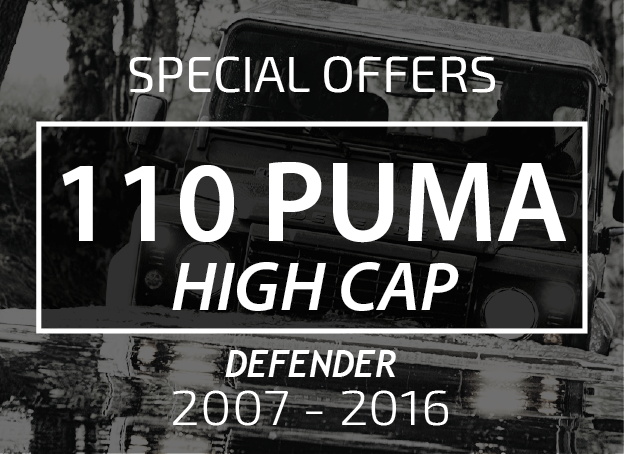110 High Capacity - PUMA 2007 Onwards