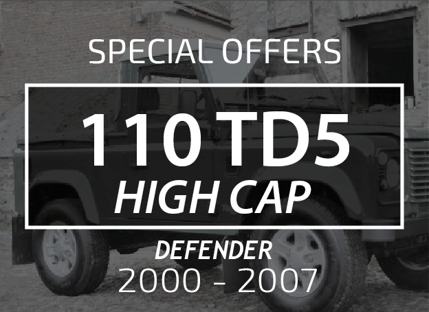 110 High Capacity - TD5 Post 2000