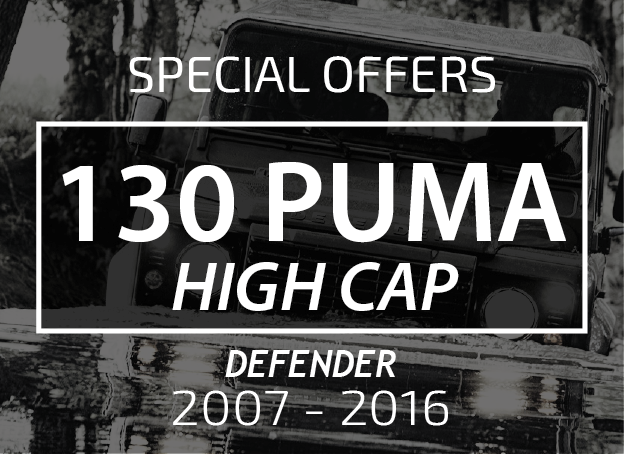 127 - 130 High Capacity - PUMA Post 2007