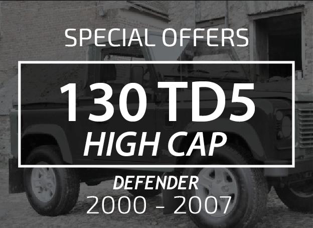 127 - 130 High Capacity - TD5 Post 2000