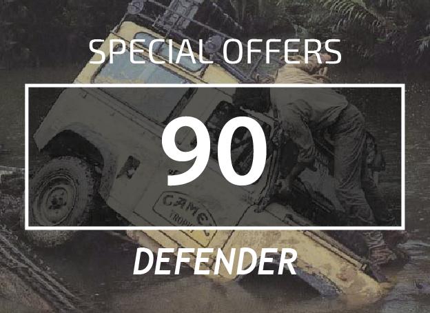90 Defender