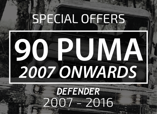 90 Puma 2007 Onwards