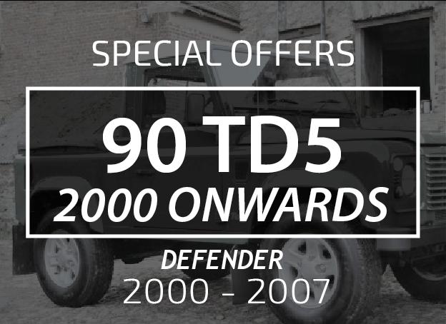 90 TD5 Post 2000