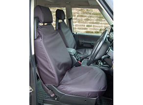 Nylon Fitted Seat Covers