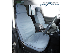 Canvas Fitted Seat Covers