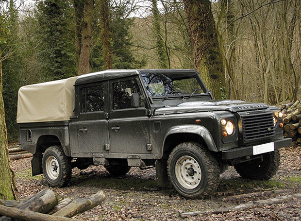 Defender 127 & 130 - High Capacity Crew Cab pre 2000