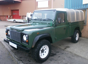 Defender 110 - High Capacity TD5 2000 onwards