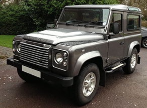 Defender 90 Puma, 2007 onwards