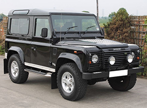 Defender 90 TD5, 2000 onwards