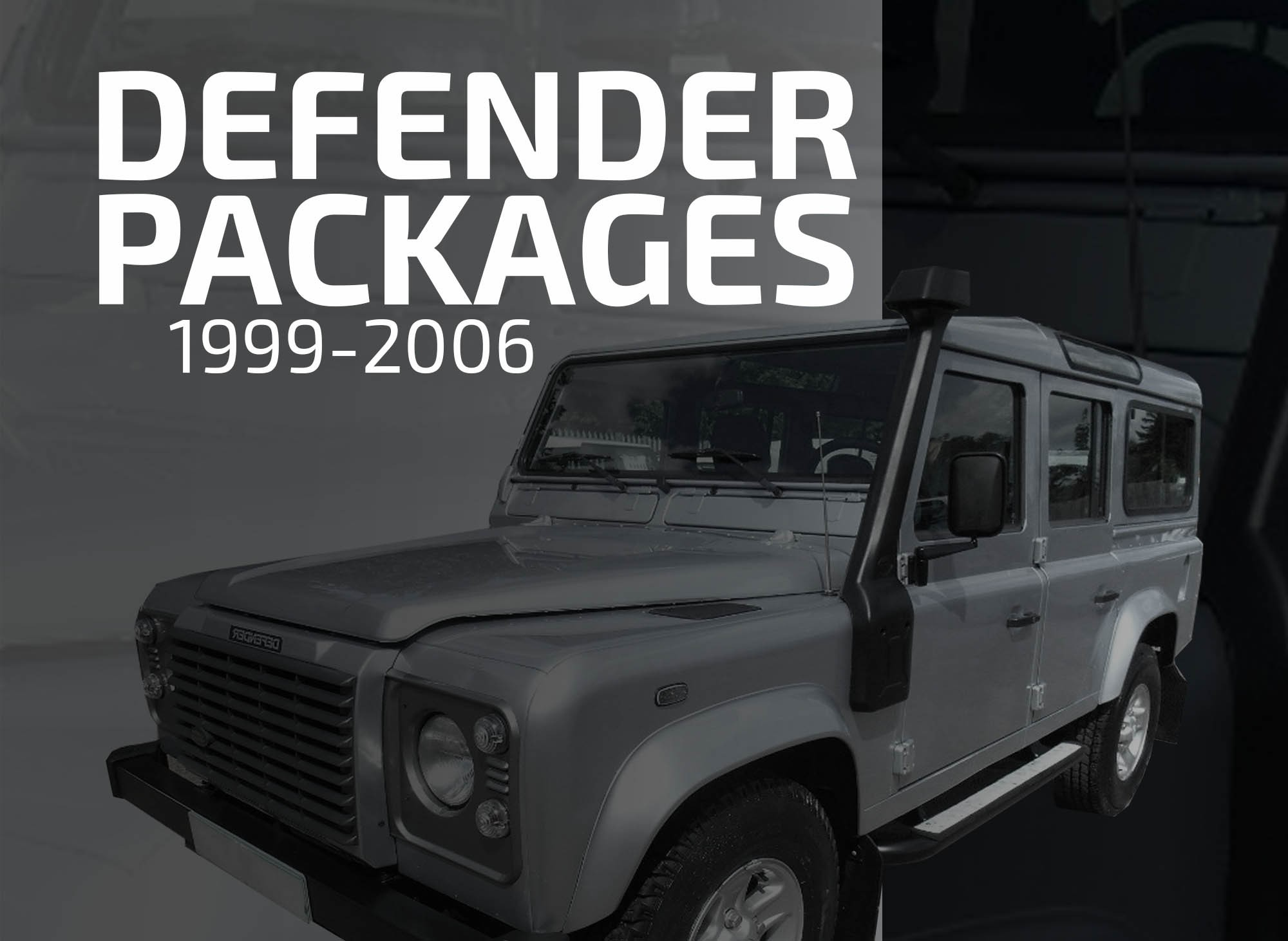 Defender packages