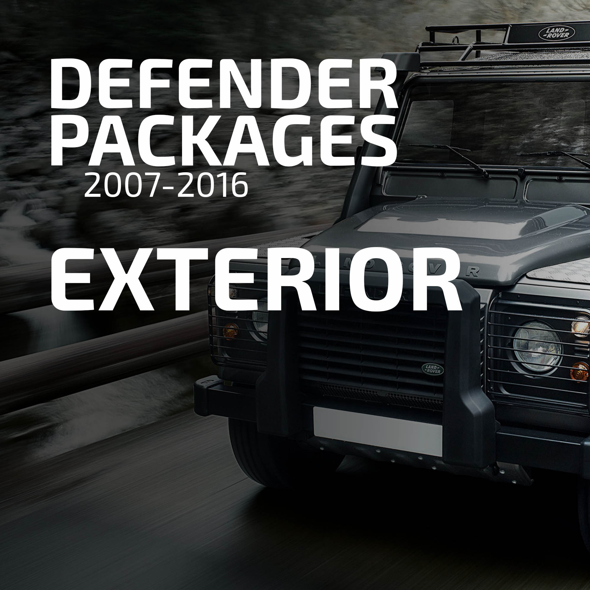 Exterior Packages