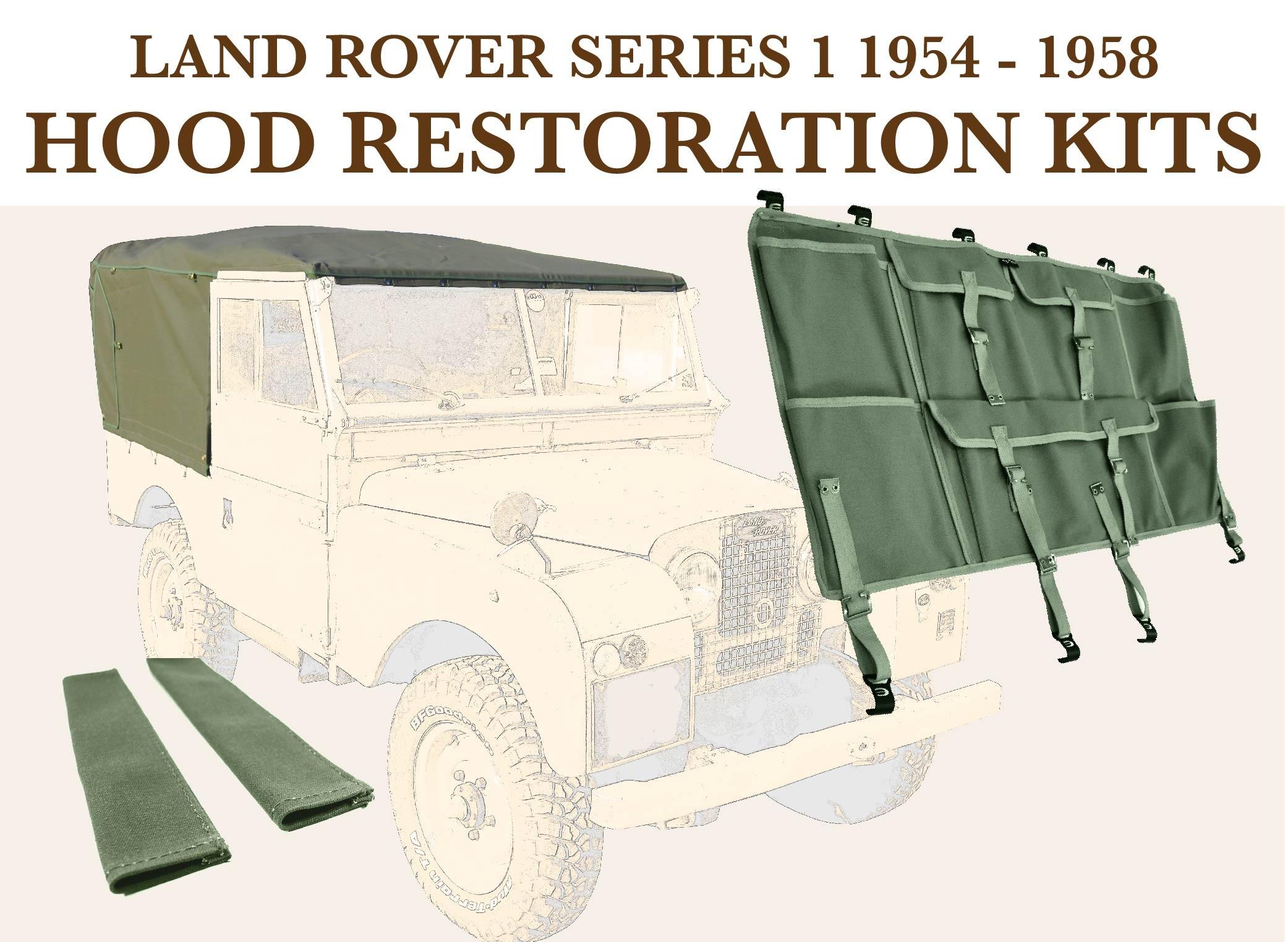 hood restoration kits