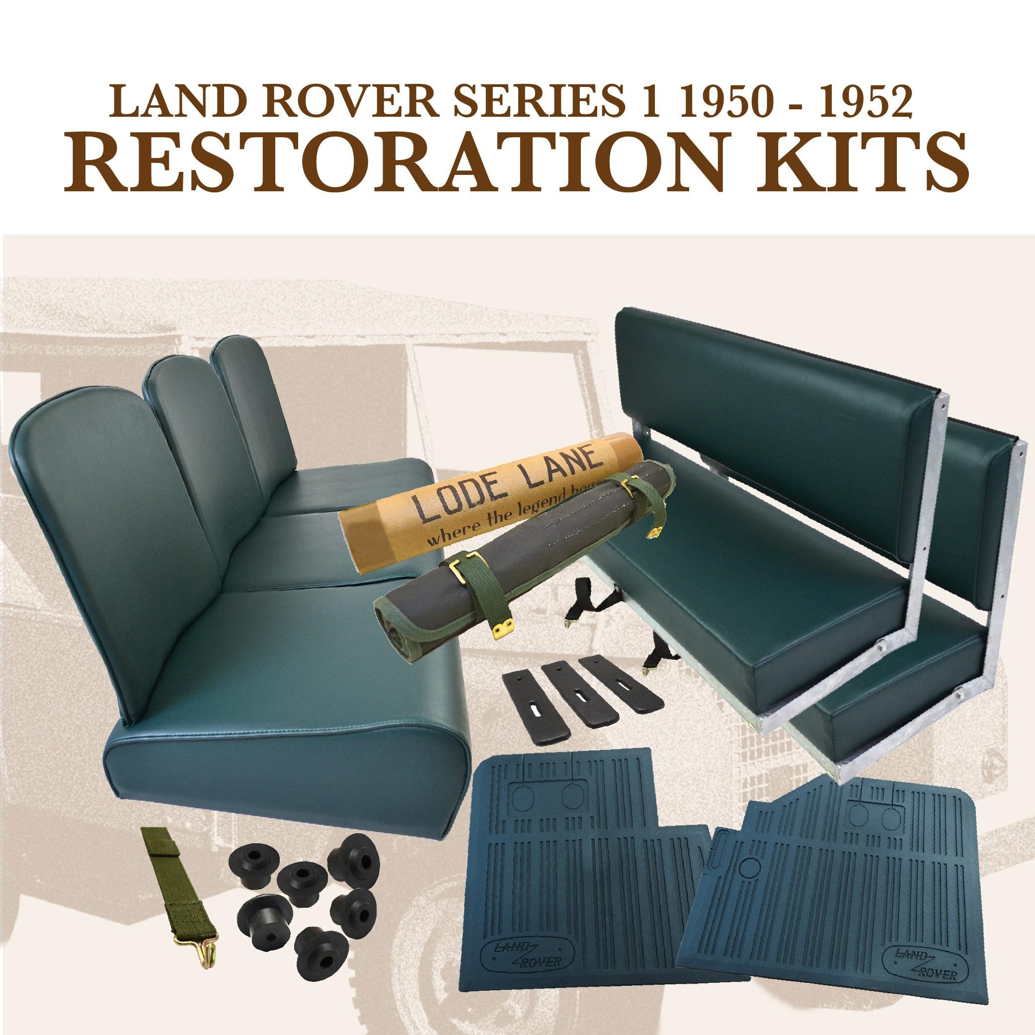 Interior restoration kits