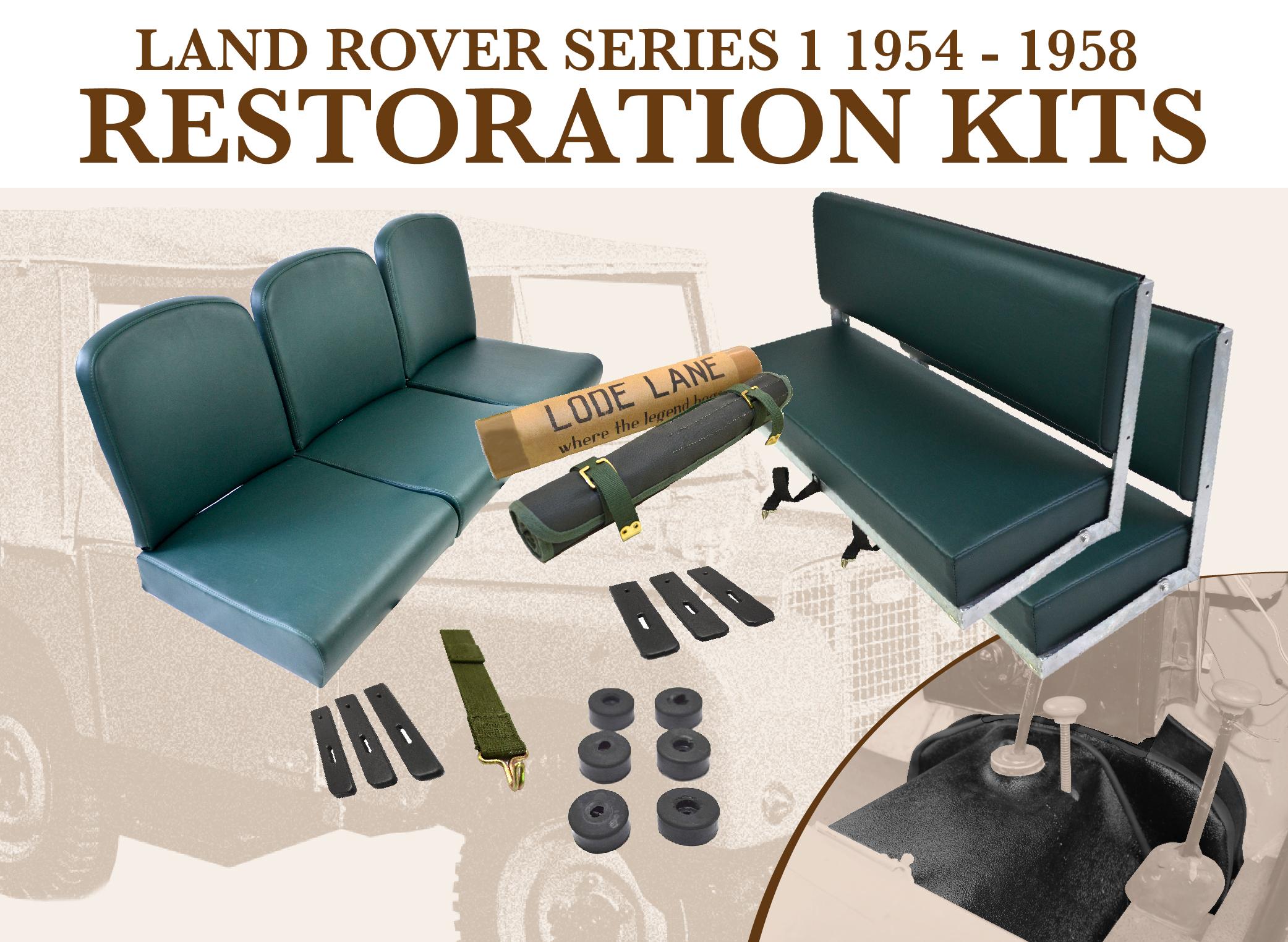 Restoration kits