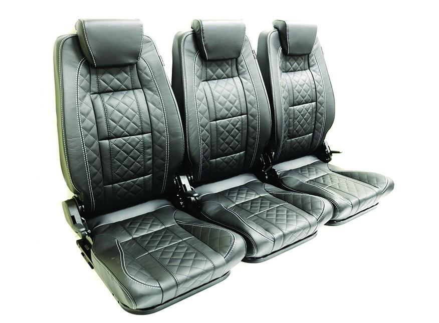 Upgrade Seating Options