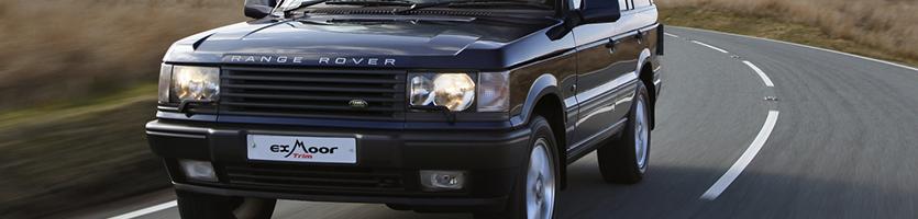 Range Rover P38 1995 to 2002
