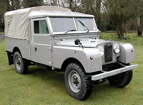 """Series I 80"""" 1953 to 1954"""
