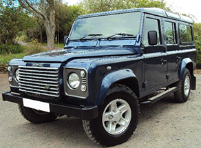 Defender 110 TD5, 2000 onwards