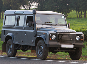 Defender 110 Puma, 2007 onwards