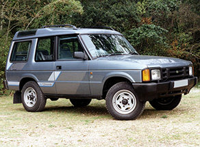 Discovery 1 (LR1) 1989 to 1998
