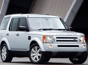 Discovery 3 (LR3) 2004 to 2009