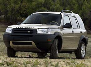 Freelander 1 1997 to 2006