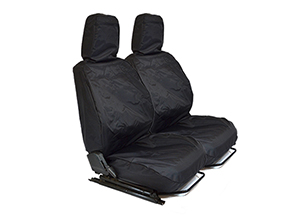 Nylon protective seat covers