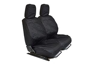 Nylon protective seat covers