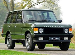 Range Rover Classic 1970 to 1995