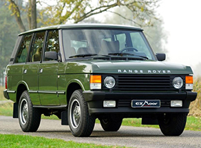 Range Rover Classic 1970 to 1995