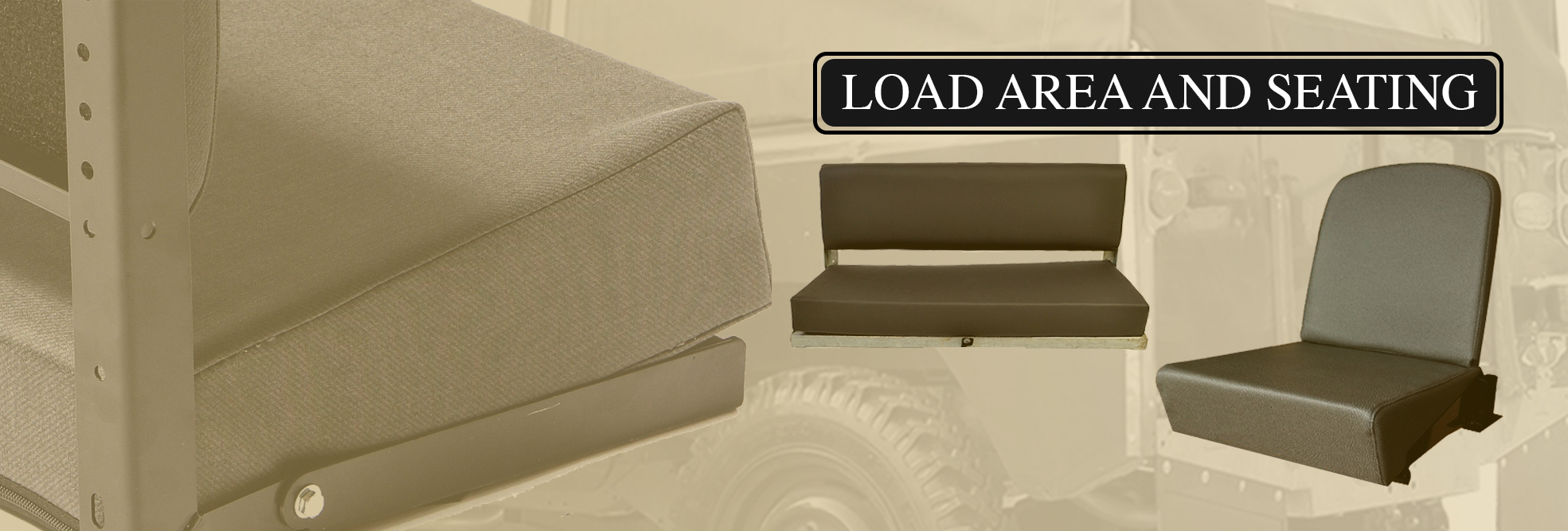 Load Area Seating