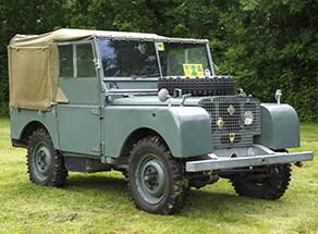"""Series I 80"""" 1948 to 1949"""