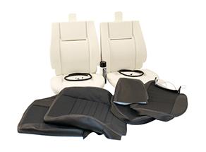 Front Seat Trim Kits - DIY