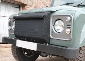 Premium Radiator Muff Cover Puma