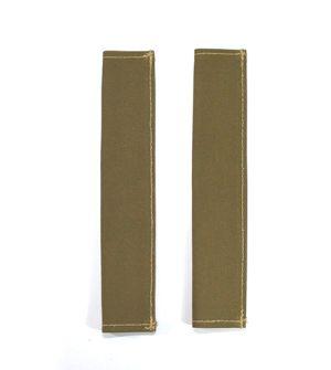 Chain sleeves ( Fits Series I) Sand Canvas (Pair) = 1 per chain