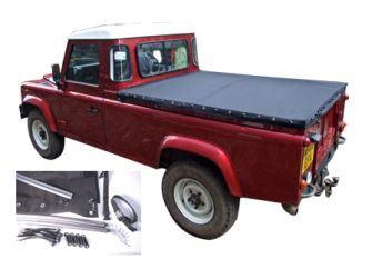 "130"" High Capacity Tonneau Cover Kit"