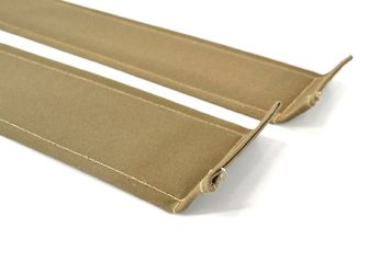 "80"" Full Door Set of Hand & Door Flaps Sand Canvas"