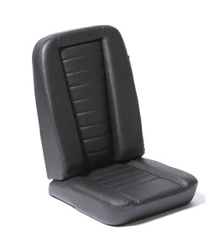 Classic Low Back 2nd Row- Seat Cover