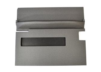 Front Door Trim Elephant Hide Grey
