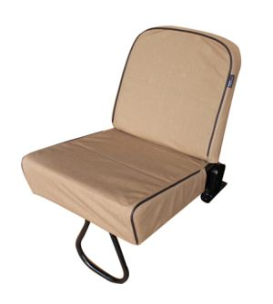 Inward tip up canvas seat covers - Pre 2007