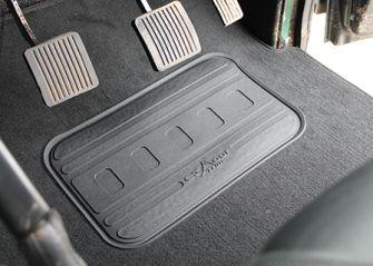 "90"" Rear Body Premium Carpet Set (cut away)"