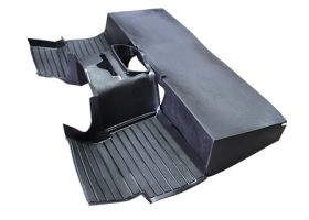 Black Puma Acoustic Moulded Matting System