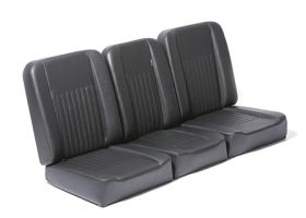 Deluxe Front Seats