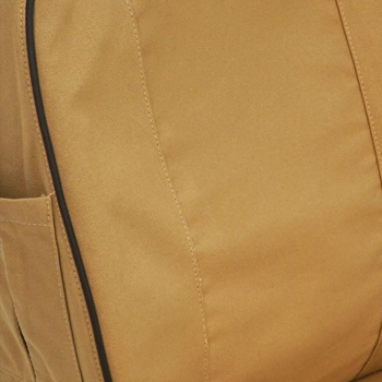 Sand Cotton Canvas Seat Cover