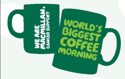 Exmoor Trim Macmillan Coffee/Tea, Cake & Land Rover Morning