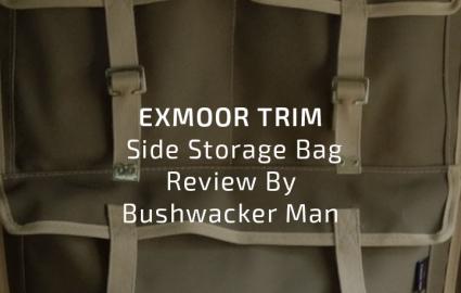 Exmoor Trim Side Storage Bag Review By Bushwacker Man